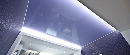 Натяжные потолки Могилев в коридор