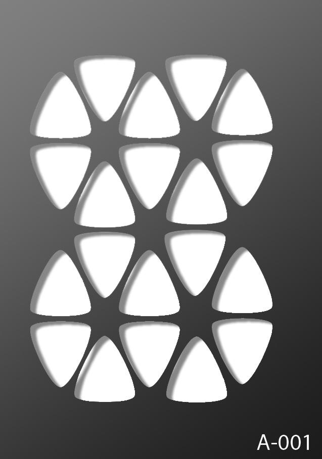 Перфорированые натяжные потолки